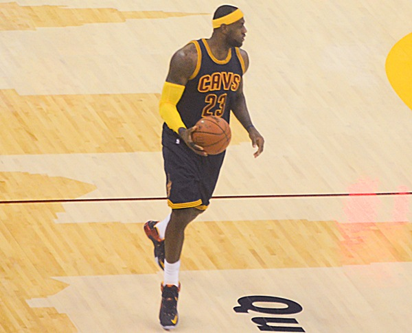 LeBron 12 'Court Vision' Release Date