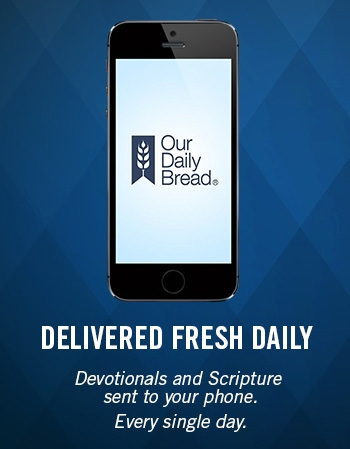 60-Year Old 'Our Daily Bread' Goes Digital : Ministries