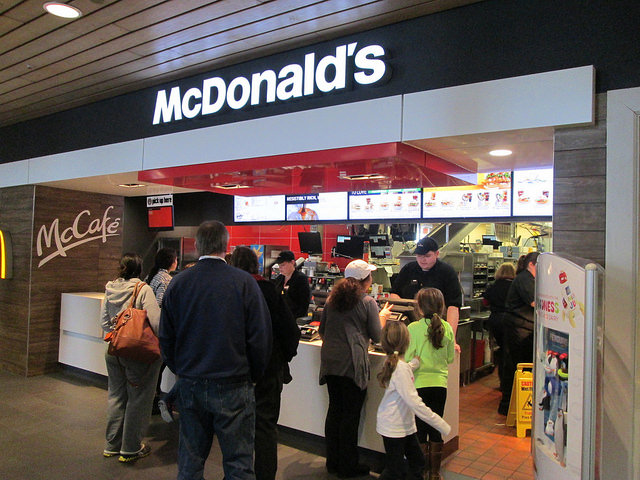 McDonald's Ex-Workers Sue Fast Food Chain For Racial ...