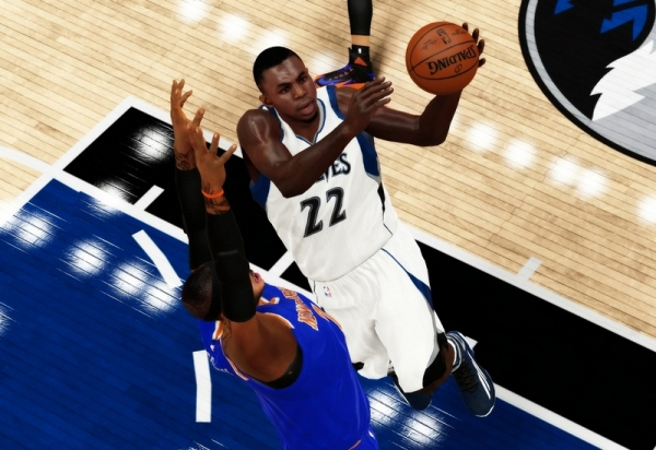Xbox One & PS4 NBA 2K15 Locker Codes & Roster Update: Yao