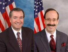 Ed Royce and Eliot Engel