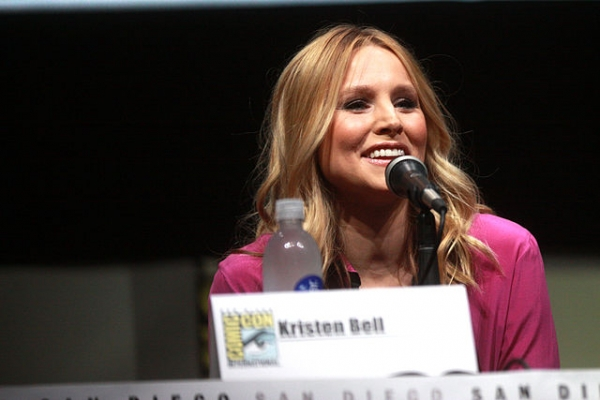 Kristen Bell for 'Veronica Mars' at the 2013 San Diego Comic Con International