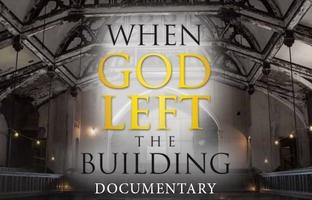 When God Left the Building poster