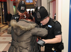 UK Police Undergoing Stop and Search