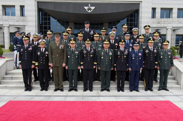 (Photo : UNC-CFC-USKF)US-ROK Combined Forces Command
