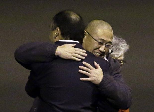 Kenneth Bae Release