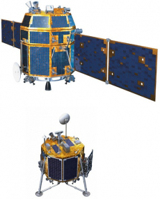 Korea's new Lunar Orbiter and Lander