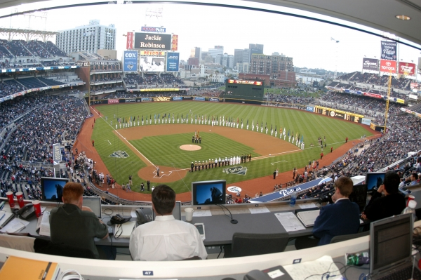(Photo : en.wikipedia.org)Petco Park, home to the San Diego Padres